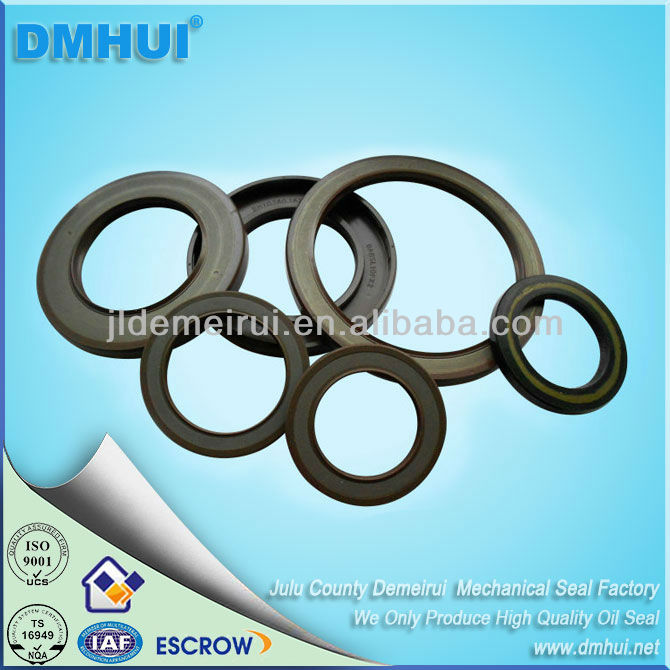 DMHUI VITON 38.1*57.15*7.95 TCV hydraulic pump oil seal