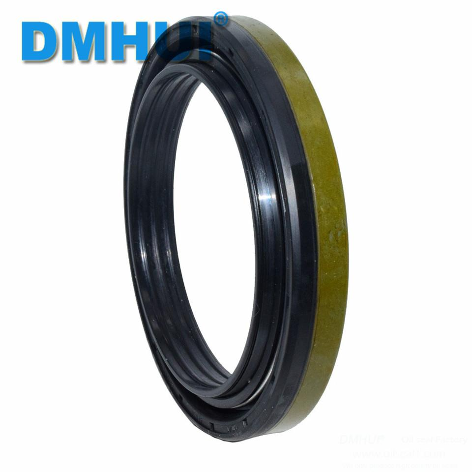 Rotary shaft seal 73X101.6X14.5/15.5 or 73*101.6*14.5/15.5 OEM 12018598B wheel hub oil seal forTS 16949
